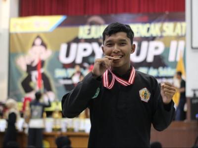 Mahasiswa UNU Yogyakarta Raih Juara 1 Kejuaraan Pencak Silat UPY CUP II