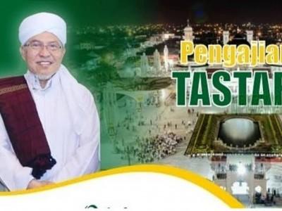 Al-Mursyid Abu MUDI Isi Kajian di Masjid Raya Baiturrahman Banda Aceh