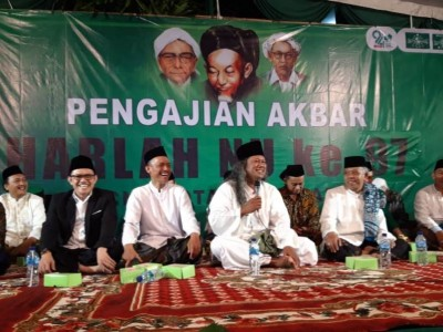 10 Ribu Orang Hadiri Harlah NU di Yogyakarta