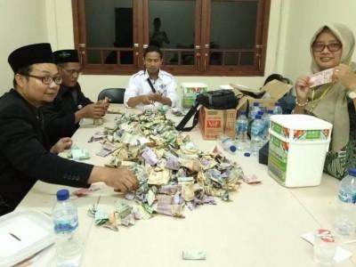Semarak Koin Muktamar di Harlah NU Kota Yogyakarta