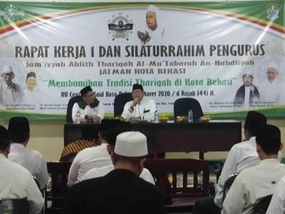Jatman Memperkuat Peran Tarekat di Kota Bekasi