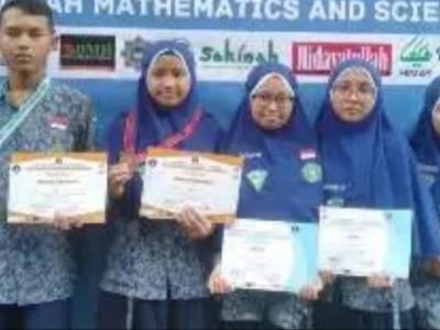 Juara Nasional, Kemenag Apresiasi MTsN 3 Pamekasan