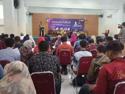 Mahasiswa UIN Jakarta Minta Pemerintah Kaji Ulang UU Cipta Kerja