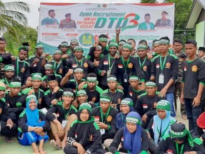 Puluhan Pemuda Ikuti DTD Ansor Teluk Bintuni Angkatan Ke-3