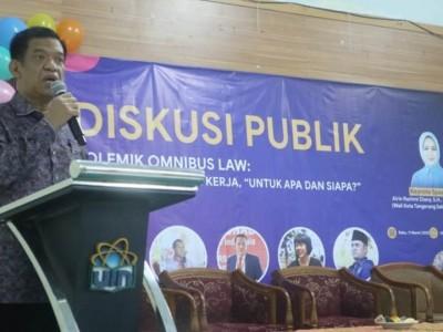 Bukan Demokrasi, Omnibus Law Diberlakukan di Negara Otoriter