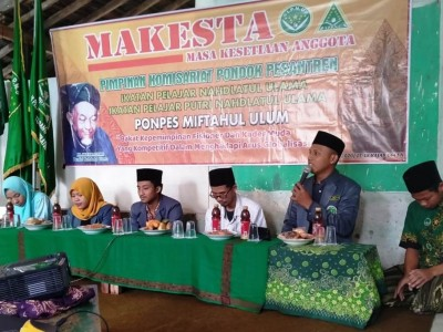 Miftahul Ulum, Pesantren Pertama Tuan Rumah Makesta di Tulungagung