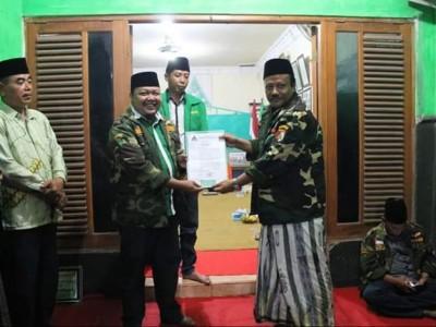 Ansor Jombang Sebut Sosok Alfa Isnaeni Sederhana dan Melayani