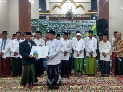 Takmir Masjid NU Harus Pastikan Aset dan Amaliah Terjaga