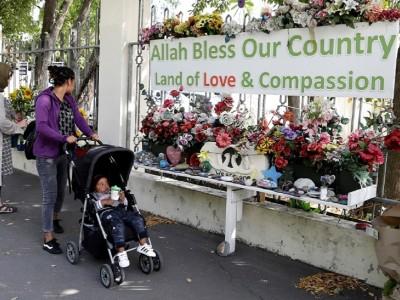 Virus Corona, Selandia Baru Batalkan Peringatan Setahun Pembantaian di Masjid Christchurch
