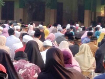Mustasyar NU Jateng Ajak Umat Islam Perbanyak Baca Istighotsah