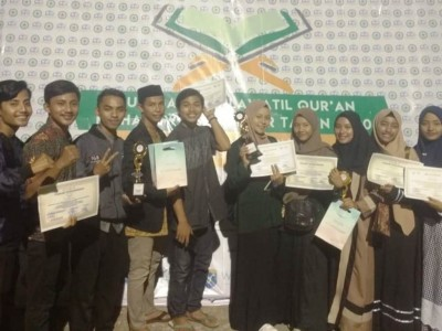 Mahasiswa STAI Mempawah Juara MTQ Mahasiswa Se-Kalimantan Barat