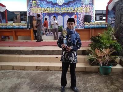 Kader GP Ansor Kabupaten Sukabumi Juara I MTQ