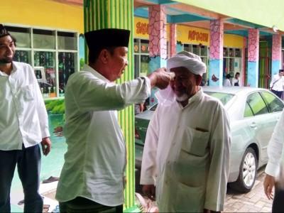 Ketua DPRD Bondowoso Pastikan Peserta PKPNU Bebas Virus Corona