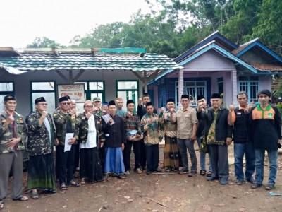 NU Kabupaten Sukabumi Bantu Pesantren di Lengkong yang Terbakar