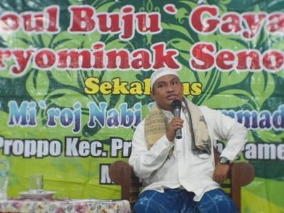 Ketua PCNU Pamekasan: Kilapkan Pelita Hati Kita!