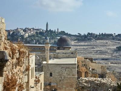 Imbas Corona, Masjidil Aqsa Akhirnya Ditutup Total