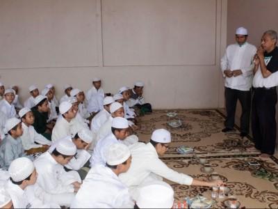 Gandeng Dinkes, Rabithah Alawiyah Pekalongan Gelar Penyuluhan Covid-19
