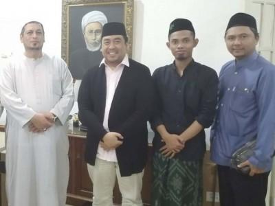 Habib Ali bin Abdurrahman Tanggapi Penyemprotan Disinfektan oleh NU Jakpus