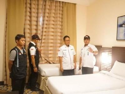 Penyiapan Akomodasi Jamaah Haji Indonesia di Makkah Hampir Final