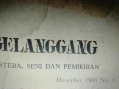 Surat Kepercayaan Lesbumi NU 1966