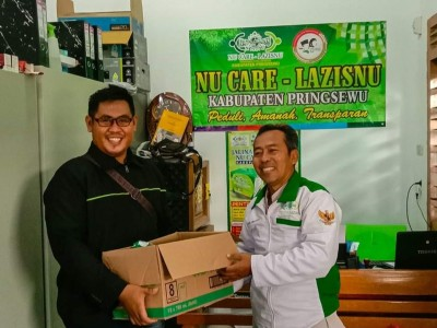 Langkah Antisipatif LAZISNU Pringsewu Hadapi Covid-19