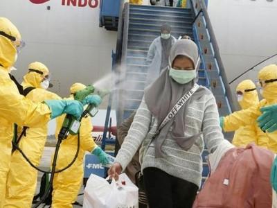 Salah Kaprah Penyemprotan Disinfektan di Tengah Pandemi Corona