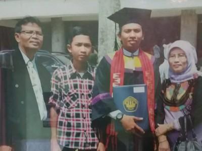 H Hamdani, Sosok Aktivis NU Pringsewu yang Disiplin Itu Wafat