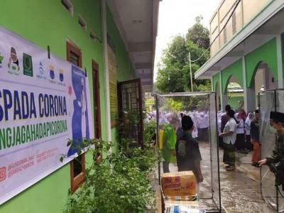 Dirikan Posko Covid-19 di Riau, BRG Ajak Seluruh Elemen Jaga Kebersihan Lingkungan