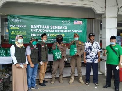 NU Peduli Covid-19 Targetkan 1 Juta Masker hingga 100 Ribu Sembako Khusus Warga Terdampak