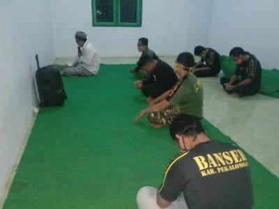 Usaha Lahir Batin Warga NU Bojong Cegah Wabah Covid-19