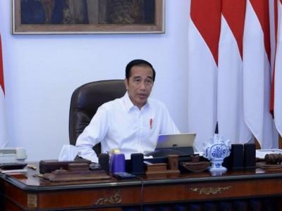 Presiden Jokowi Tegaskan Tidak Akan Bebaskan Napi Koruptor