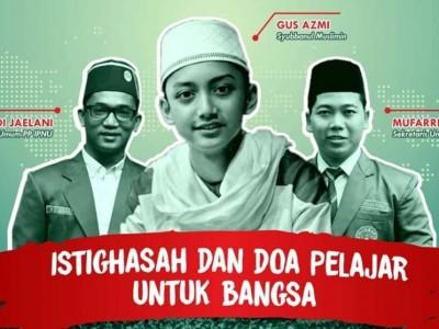 Gus Azmi Pimpin Doa Nishfu Sya'ban Daring Bersama IPNU Malam Ini