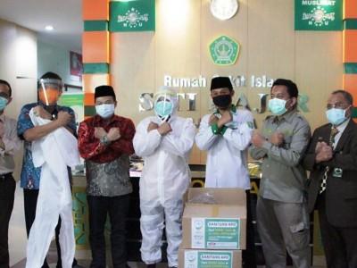 NU di Sumenep Buka Layanan Donasi untuk Penuhi Kebutuhan APD Tenaga Medis