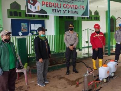 Kiprah NU Papua dalam Penanggulangan Covid-19