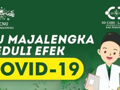 Bantu Warga Terdampak Covid-19, LAZISNU Majalengka Galang Donasi