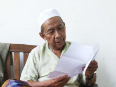Innalillahi, KH Nur Hamid Wijaya Tokoh Senior NU Demak Wafat