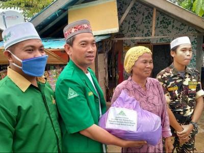 Ansor Pulang Pisau Manfaatkan Dana Organisasi untuk Bantu Terdampak Covid-19