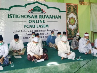 PCNU Lasem: Ruwahan Tetap Kita Gelar Meski Secara Daring