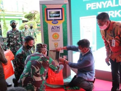 Mentan Syahrul Luncurkan Inovasi ATM Pertanian Sikomandan