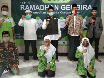 'Ramadhan Gembira' NU Tangsel Berbasis Daring
