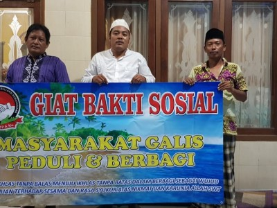 Bantu Warga Terdampak Covid-19 di Kampung Halaman dari Tanah Perantauan