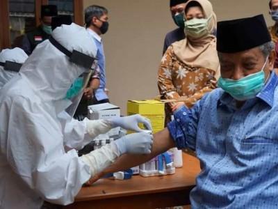 Dua Bulan Kiprah Dokter NU Tangani Covid-19