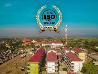 Unuja Jadi Kampus Pesantren Pertama Berstandar ISO 21001