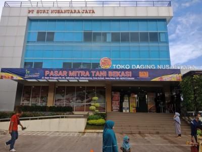 Di Bekasi, Pasar Mitra Tani Kementan Juga Diserbu Pembeli