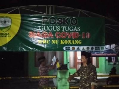 Berharap Tak Masuk Zona Merah, NU di Bangkalan Bentuk Gugus Tugas
