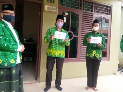 2 Ton Beras Disalurkan Pergunu Jateng untuk Guru Terdampak Covid-19