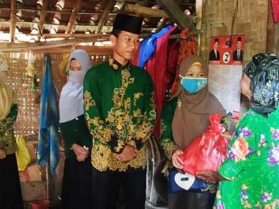 Di Tengah Pandemi Covid-19, IPNU-IPPNU Lampung Tengah Gelar Baksos di 14 Kecamatan
