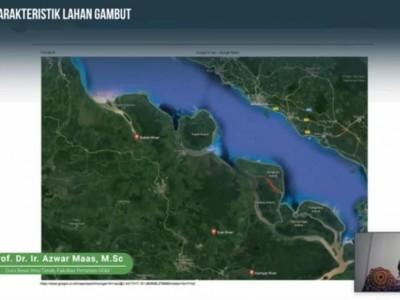 Konservasi Gambut di Riau Pertahankan Batas Negara