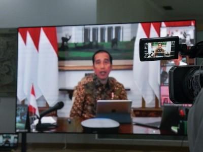 Masa Pandemi, Presiden Jokowi Tegaskan Produksi Pangan Nasional Surplus