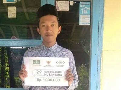 LAZISNU Jatim Kembali Gulirkan Beasiswa Santri Nusantara
